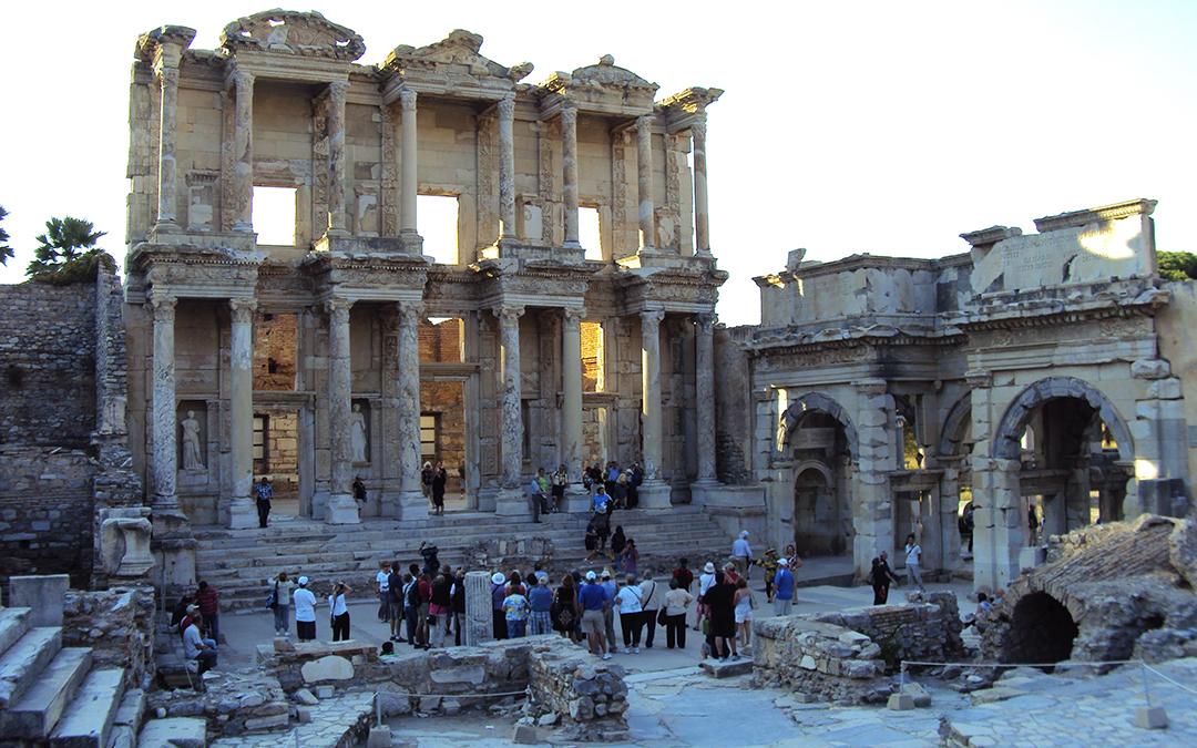 Episke Efesos – kan bestilles hjemmefra