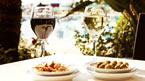 Historiske Alcudia og vin