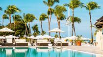 Bucuti & Tara Beach Resorts - garanterat barnfritt.