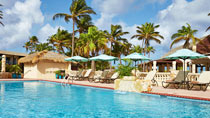 Manchebo Beach Resort & Spa - garanterat barnfritt.