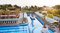 All Inclusive på hotell Crystal De Luxe Resort & Spa.