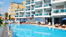All Inclusive på hotell Blue Diamond.