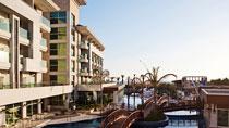 Evren Beach Resort - för barnfamiljer som vill ha det lilla extra.