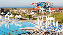 All Inclusive på hotell Kahya Resort & Aqua.