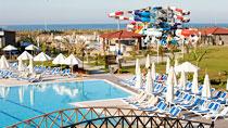 All Inclusive på hotell Kahya Resort & Aqua.