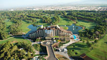 All Inclusive p&#229; hotell Sue&#241;o Hotels Golf Belek.