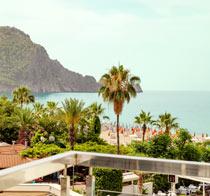 Sunprime Alanya Beach - för dig som vill ha barnfritt på semestern.