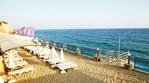 All Inclusive på hotell smartline White City Beach.