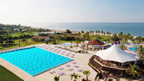 SENTIDO Zeynep Resort - familjehotell med bra barnrabatter.