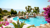 All Inclusive på hotell Salmakis Resort & Spa.
