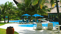 Nexus Resort & Spa Karambunai - för dig som vill ha lugn och ro.