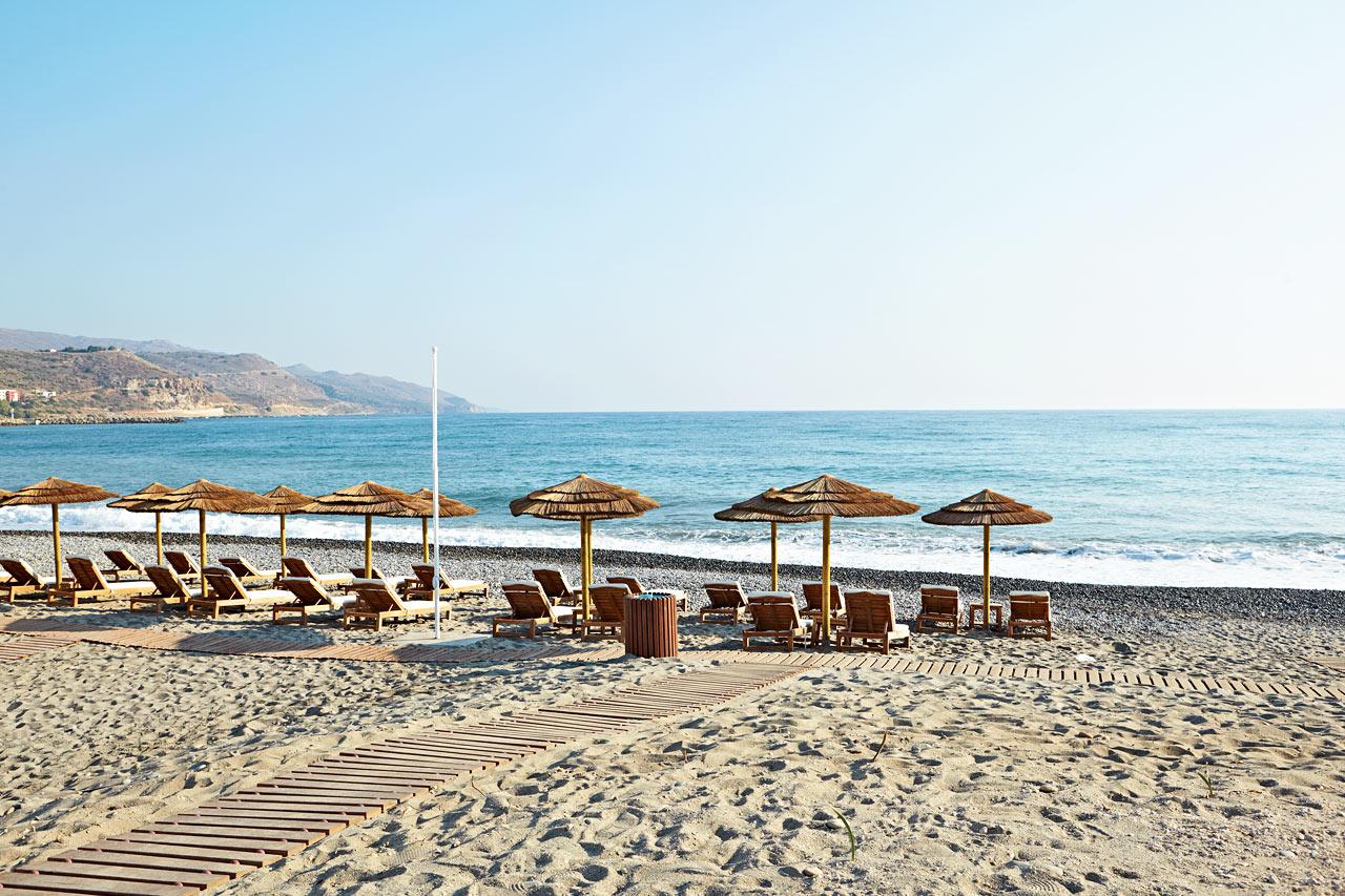 avra beach kreta: