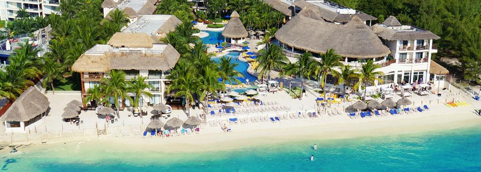 The Reef Cocobeach Resort I Playa Del Carmen Med Barnklubb