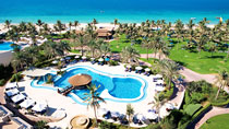 All Inclusive på hotell Jebel Ali Golf Resort.