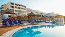 All Inclusive på hotell Mediterraneo.
