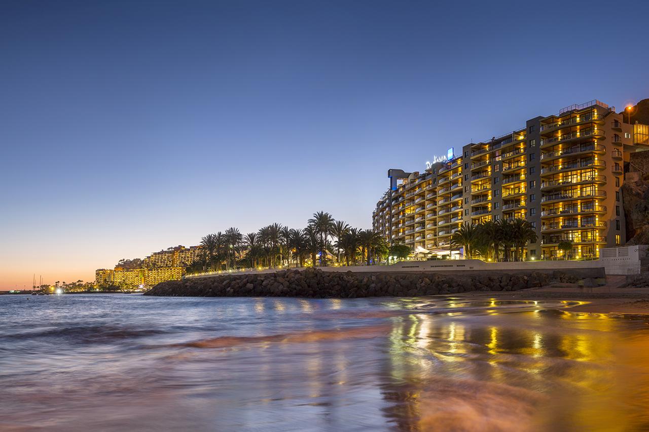 Familjelyx på hotell radisson blu resort gran canaria i arguineguín