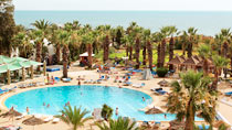 All Inclusive på hotell Marhaba Palace.