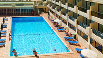 Tryp Palma Bosque - Golfhotell med bra golfmöjligheter.