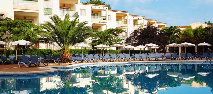 Viva Tropic - Barnvänligt hotell i Alcudia