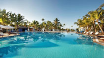 All Inclusive på hotell Viva Wyndham Dominicus Palace.