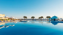 All Inclusive på hotell Concorde Moreen Beach Resort & Spa Marsa Alam.