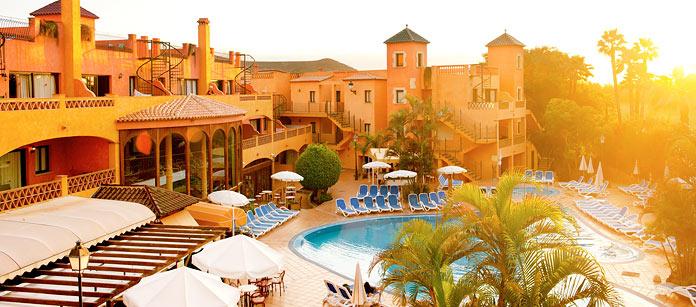 Hotell Villa Mandi - familjehotell med bra barnrabatter.