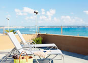 Pool &amp; Beach, Sunprime Palma Beach