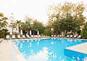 Pool & Beach, Sunprime Dogan Side Beach