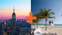 Florida + New York?