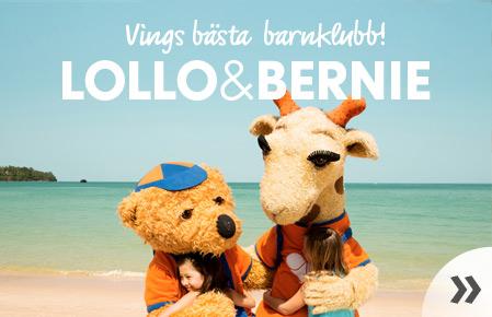 Lollo & Bernies Värld