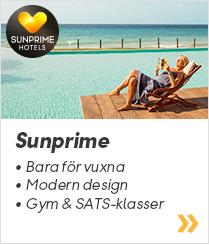 Sunprime – Skräddarsytt för dig som reser utan barn