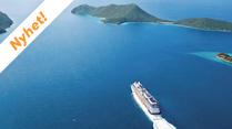 Kryssningar i Medelhavet och Karibien