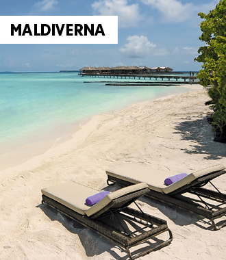 Maldiverna med All Inclusive