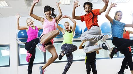 Teen Dance Camp