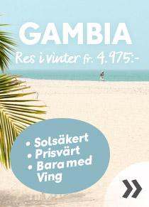 Upptäck Gambia