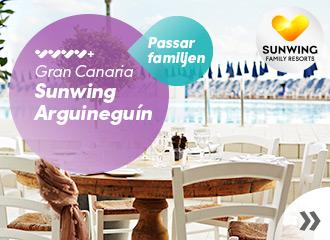 Sunwing Arguineguín