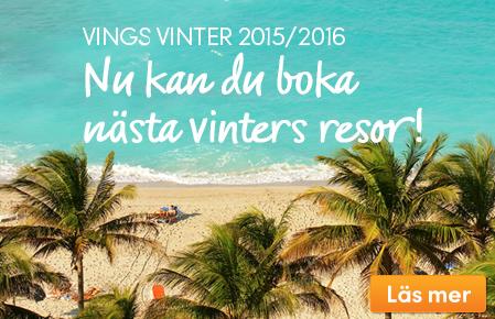 Vinterresor 2015/2016