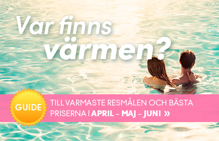 Värmeguiden - april, maj, juni