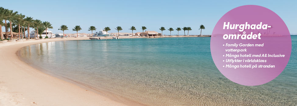 Hurghada-området
