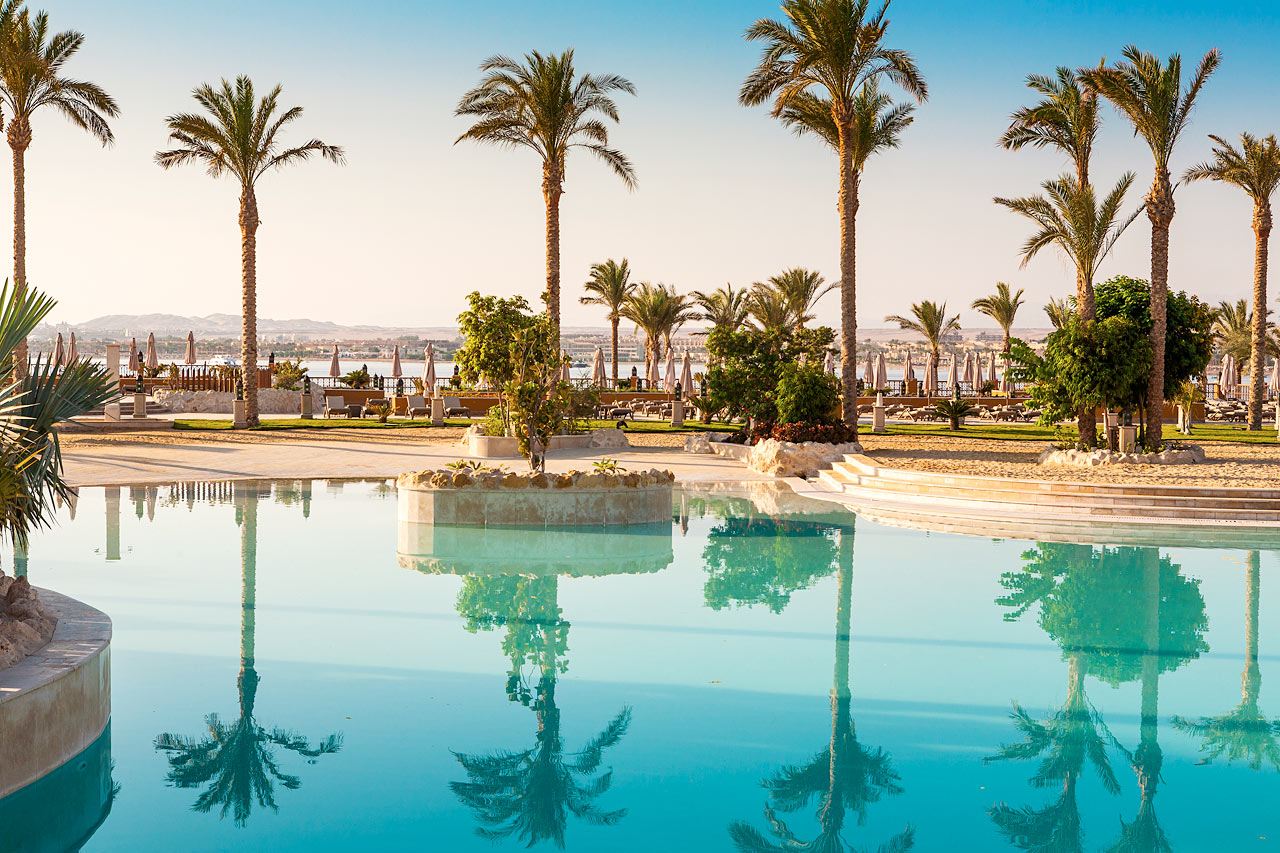 Egypten - Family Garden Waterworld Makadi Beach