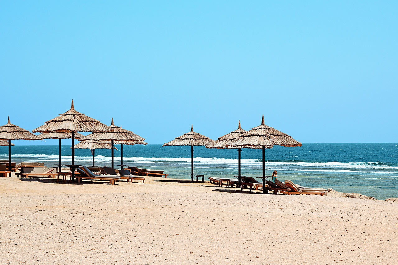 Egypten - Port Ghalib