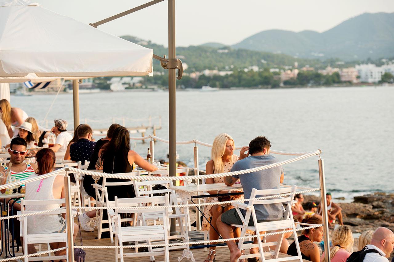 Spanien - Cafe del Mar San Antonio, Ibiza