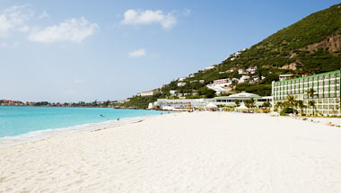 St. Maarten, Puerto Rico, Haiti