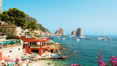 Palma stad, La Spezia, Rom, Neapel