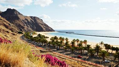 Marseilles, Teneriffa, Madeira,Malaga