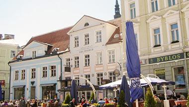 Köpenhamn, Stockholm, Tallinn, St. Petersburg