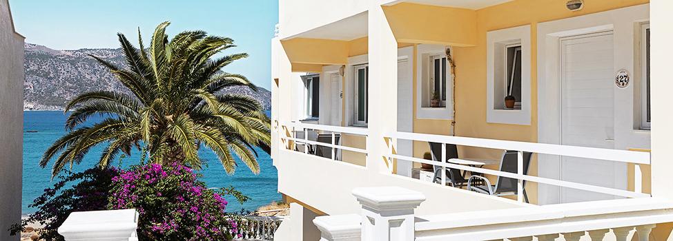 Calypso Bay, Karpathos stad, Karpathos, Grekland