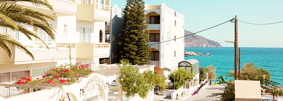 Possirama Bay, Karpathos stad, Karpathos, Grekland