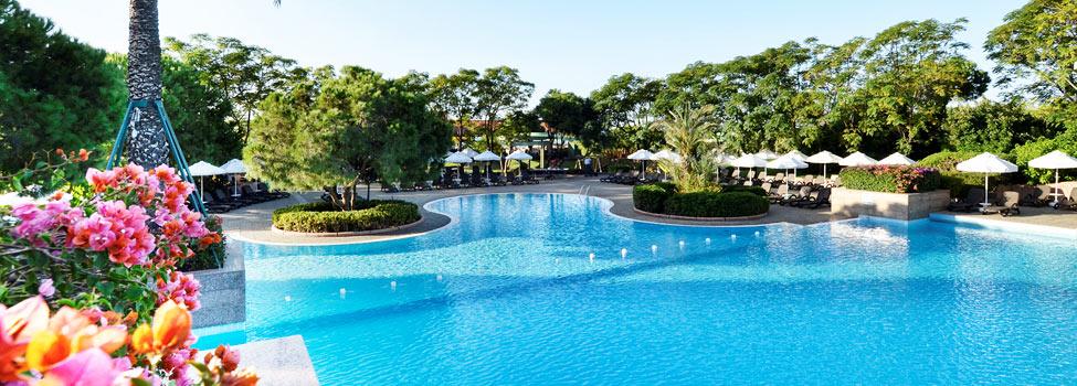 Gloria Verde Resort, Belek, Antalya-området, Turkiet