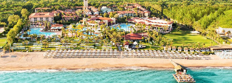 Paloma Grida Resort & SPA, Belek, Antalya-området, Turkiet